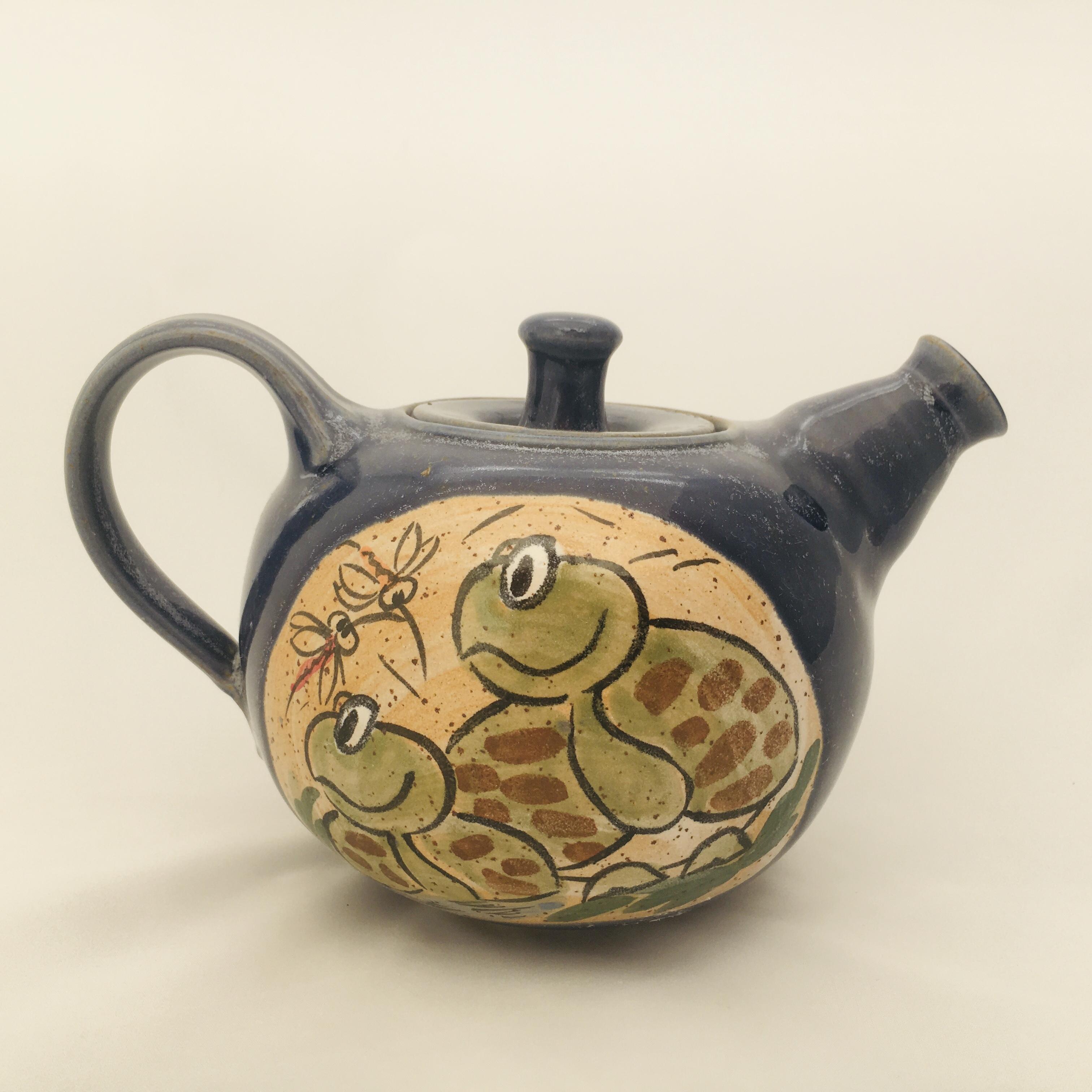 Teekanne Schildkröte