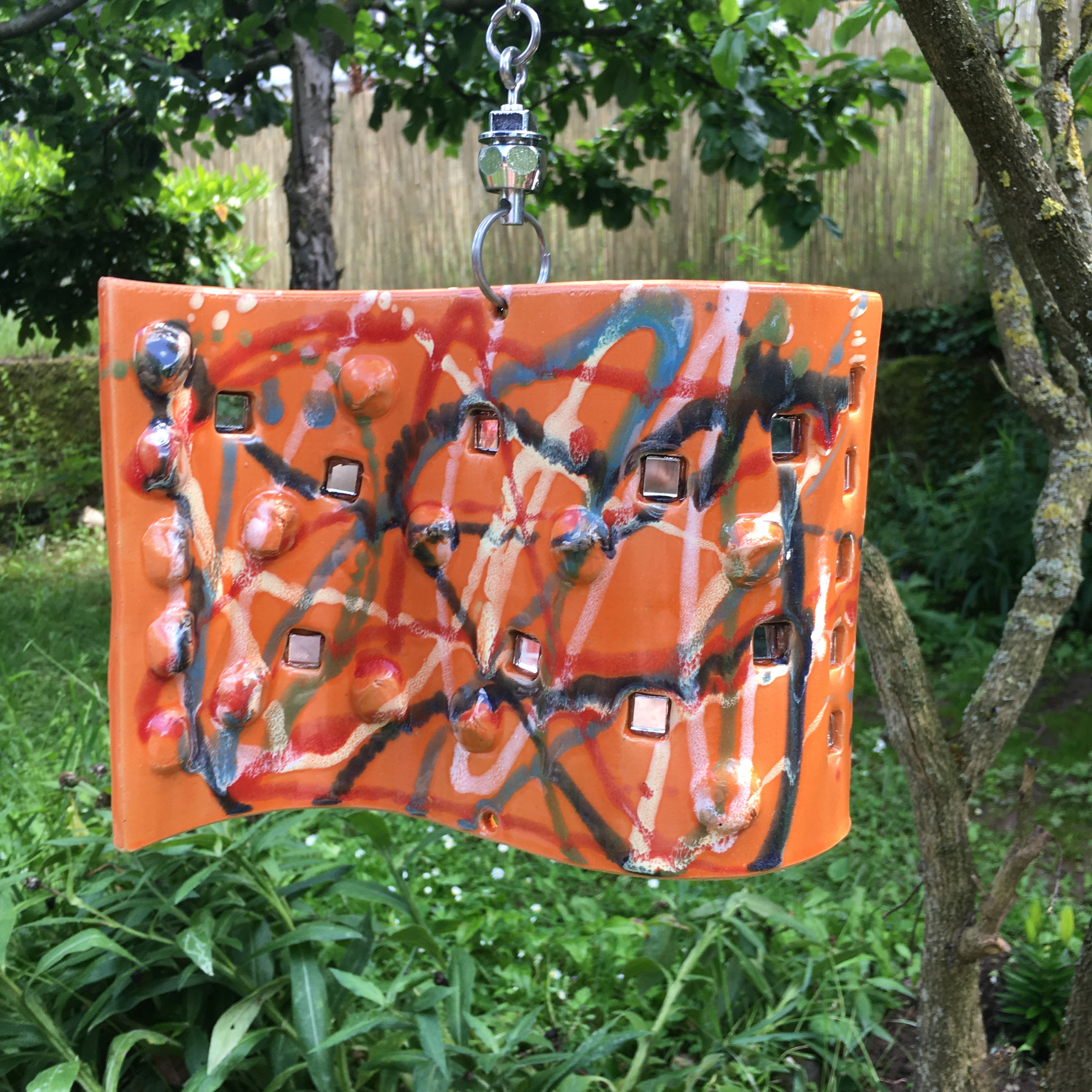 Windwelle orange