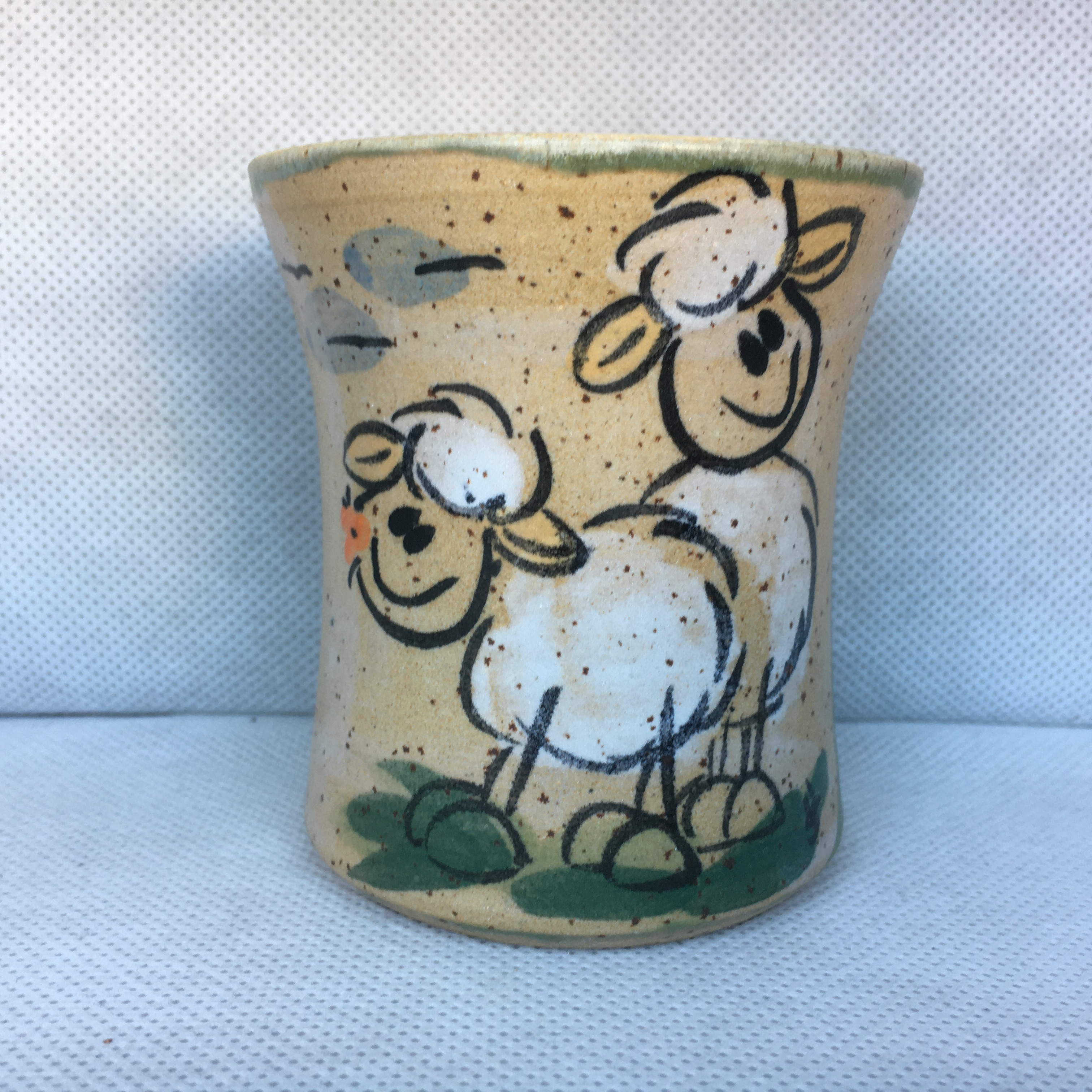 Becher Schaf