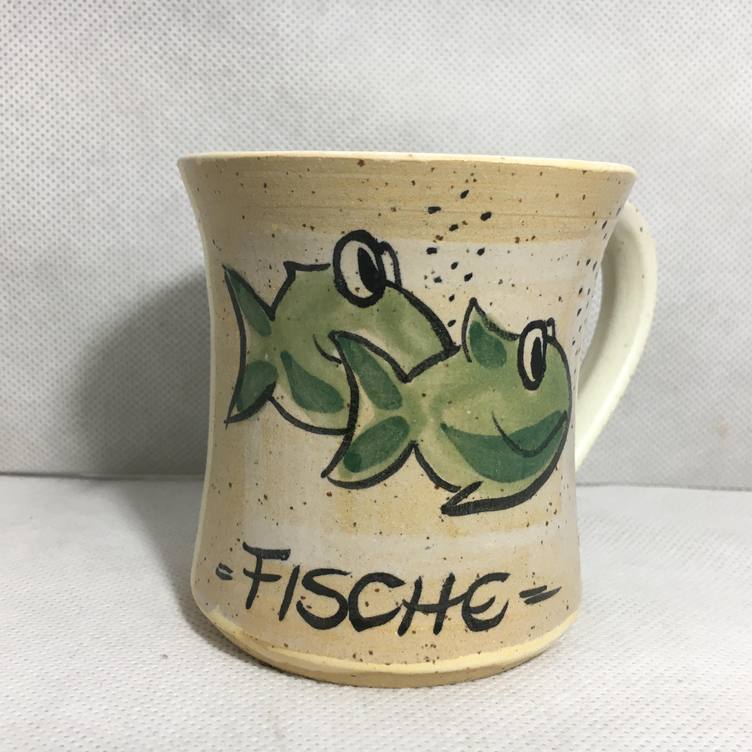 Tasse Fische